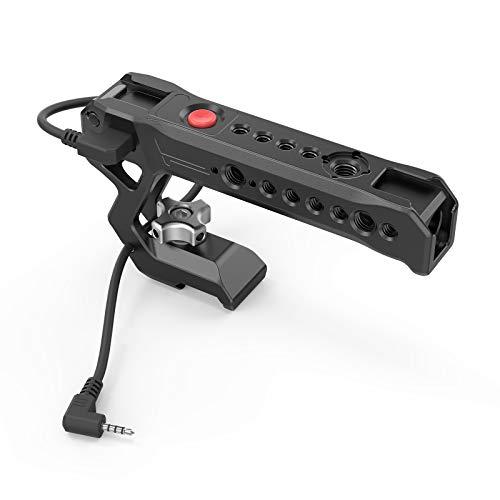 SMALLRIG NATO Top Handle Kamerahandgriff mit Record Start/Stop Remote Knopf für Spiegellose Kameras von Panasonic - 2880