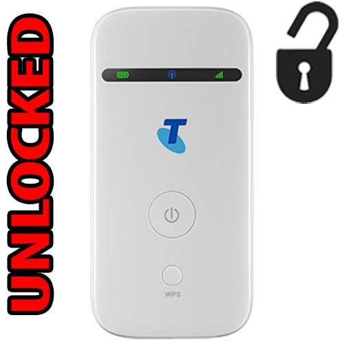Hotspot Unlocked ZTE MF65 Router Gsm Mobile 3G H+ Up to 5 Wifi 850/2100  (USA Latin Europe Asia) Mhz