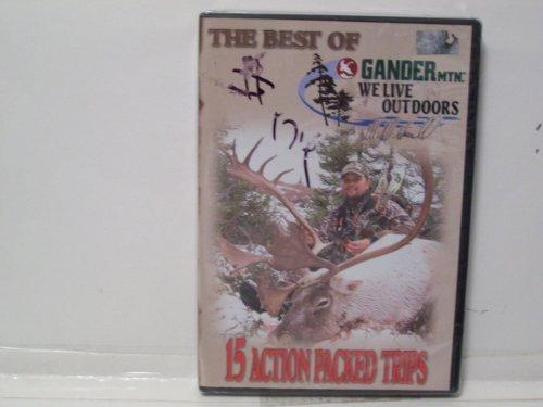 Best of Gander Mtn. We Live Outdoors Dvd! Hunting, Deer