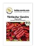 Türkischer Gewürz BIO Chili- Peperonisamen von Bobby-Seeds, Portion
