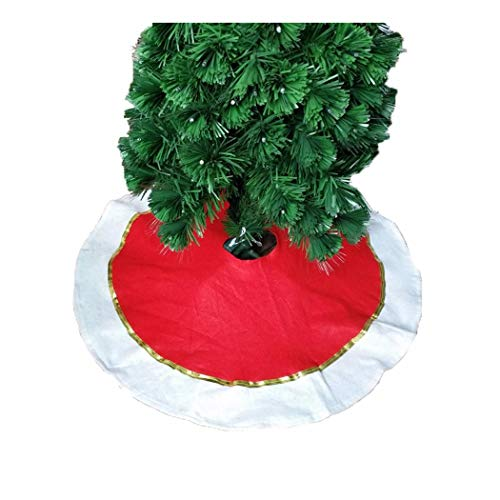 SDSQSCL Albero di Natale di Gonne Pattern Semplice Albero di Natale Decorazioni Xmas Festa di Capodanno Casa Vacanze Decorazioni