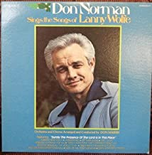 Don Norman Sings the Songs of Lanny Wolfe