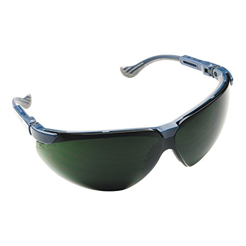 Sperian 1011020 - Occhiali protettivi da saldatore XC, con vetri 5A DIN