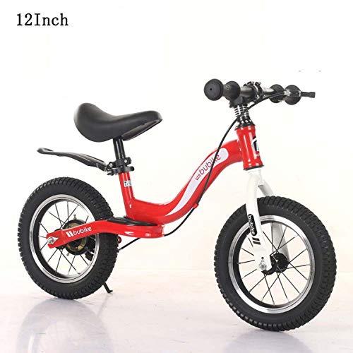 12 Pulgadas 14 Pulgadas Bike Balance de Carbono del marco de acero...