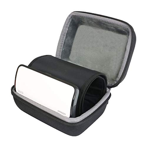 co2CREA case Hart Reise schutzhülle Etui Tasche für Omron EVOLV All-in-One digitales Oberarm-Blutdruckmessgerät (Nur Hülle)