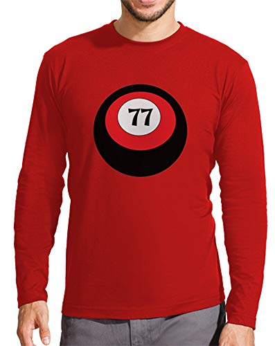 latostadora - Camiseta Esfera Ano 77 para Hombre