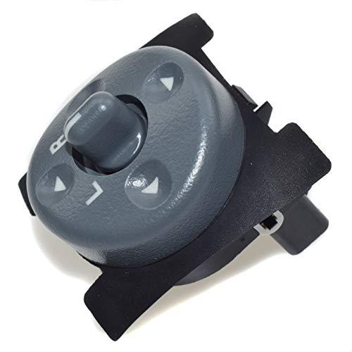 Puissance Miroir commutateur côté View Button 15009690 NEUF pour Tahoe Yukon C1500 Suburban C2500 C3500 K2500 Suburban K3500 Silverado 1500 Silverado 2500 1999 2000