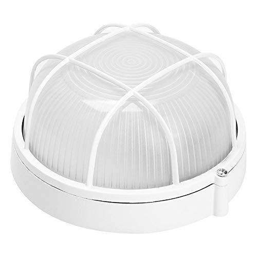 Mumusuki Professionele lamp met hoge lichttemperaturen, rond, voor gebruik van sauna in de badkamer, 220 V