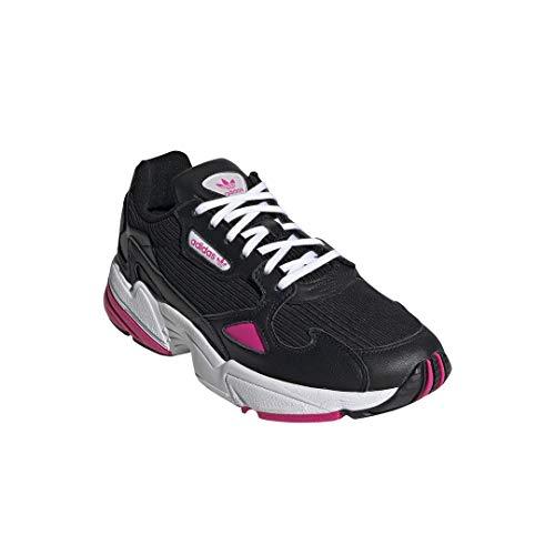 adidas Mujer Falcon W Zapatillas Negro, 38
