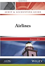 Audit and Accounting Guide: Airlines
