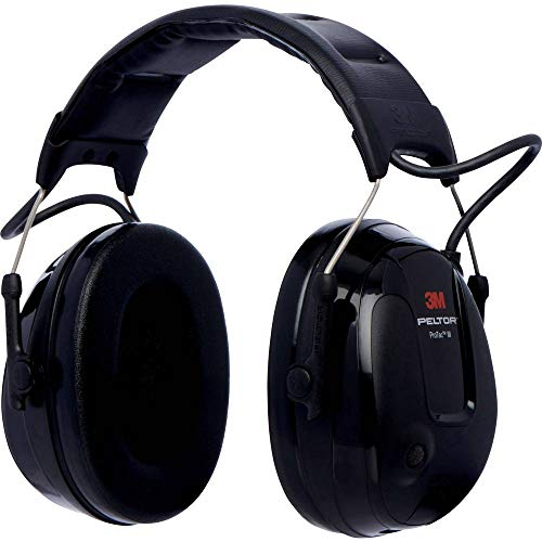 3M Peltor MT13H220A ProTac III Slim - Protectores Auditivos, Negro
