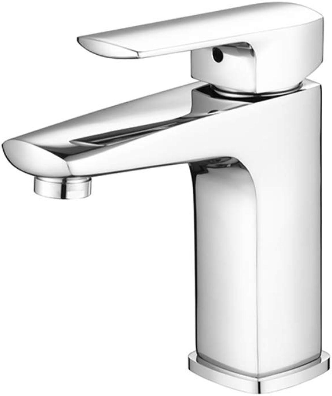 Basin Mixer Tap Bath Fixtures Wash Basinsinkkitchen Single Hole Basin Faucet, Single Handle Cold and Hot Faucet, Basin Hand Basin, Basin Head