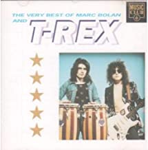 VERY BEST OF MARC BOLAN AND T REX CD UK MUSIC CLUB 1991