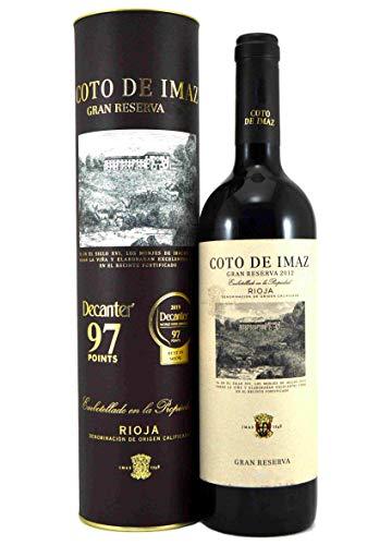 Coto de Imaz Gran Reserva. Rioja - 75 Cl.