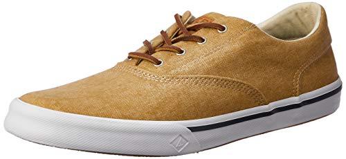 Sperry Striper II CVO Washed Chaussures de Sport pour Homme - Beige - Chine, 41 EU Weit