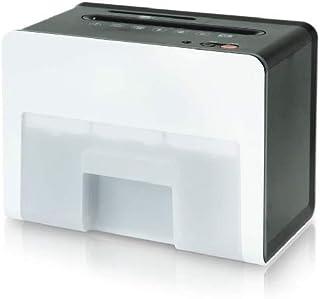 ACQUIRE Mini Paper Shredder- Paper Shredder, Junk Mail, 4 Sheet Capacity, Super Cross-Cut