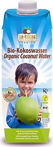 Dr. Goerg Bio Kokoswasser 12x1L