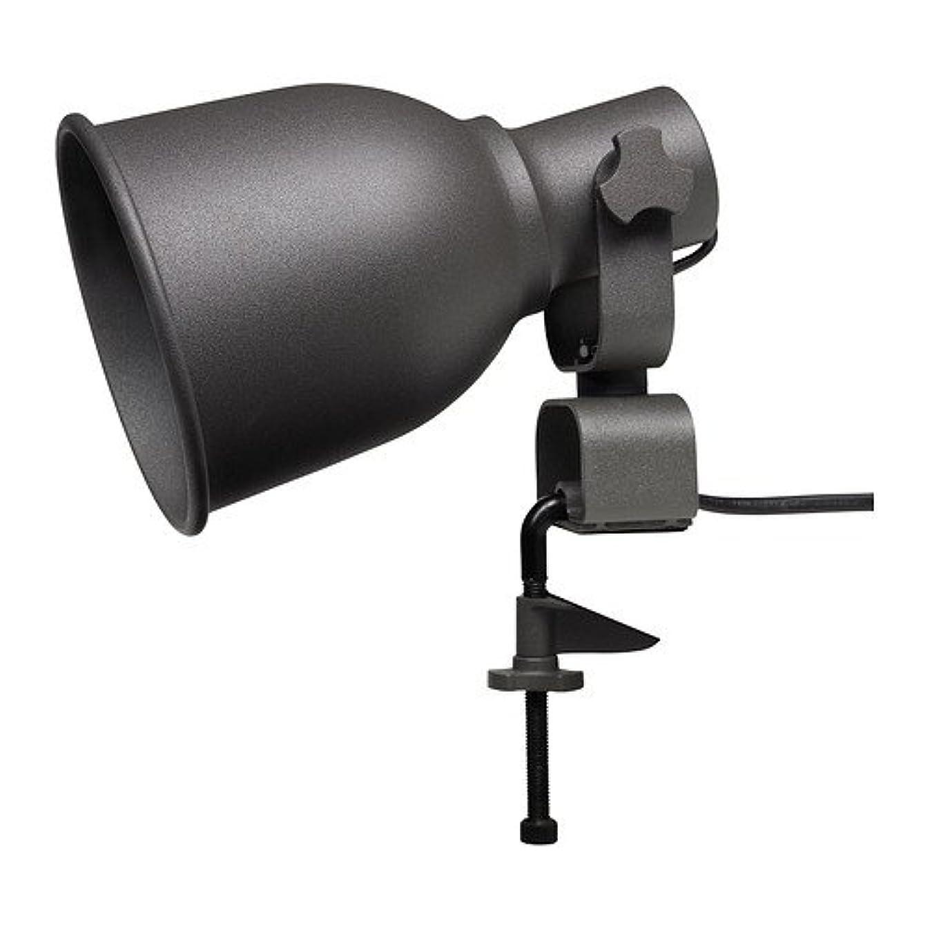 Ikea Hektar Clamp Lamp Wall Spotlight (Black)