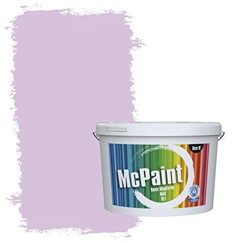 McPaint Bunte Wandfarbe Rosenholz - 2,5 Liter - Weitere Rote Farbtöne Erhältlich - Weitere Größen Verfügbar