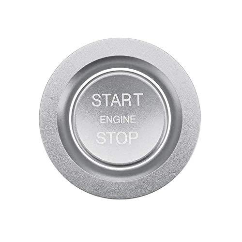 C-FUNN Botón De Arranque del Coche Tapa del Interruptor del Motor De...