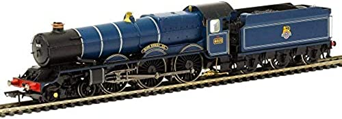 Hornby R3410  4–6 ng Henry III 6000 ass Early BR Zug Modell Set