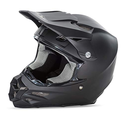 Optic Orange, Small Stealth Flyte Off-Road Helmet