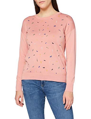 edc by Esprit 080CC1I302 Suter Pulver, 673/Pink 4, L para Mujer