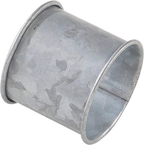 Kaizen Casa - Servilletero de metal estilo rústico para uso diario básico para colocar en lugares, recepciones de...