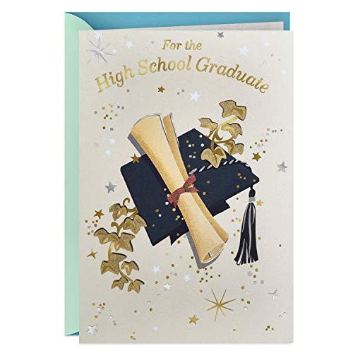 Hallmark High School Graduation Card (Only the Beginning)