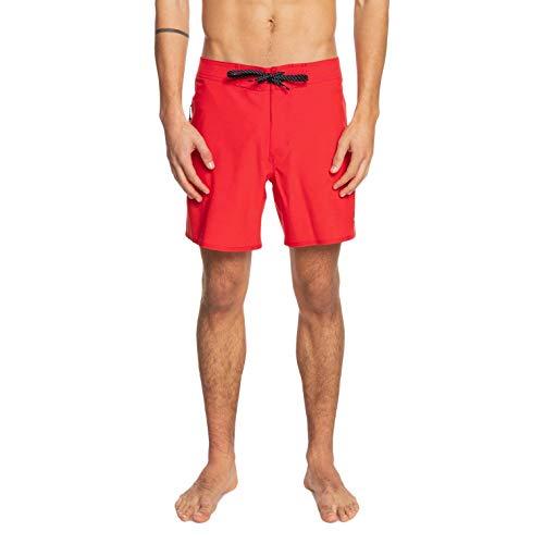 Quiksilver™ - Boardshorts - Hombre - 32 - Rojo