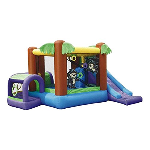KIDWISE Monkey Explorer Bounce House
