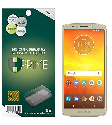 Pelicula Hprime invisivel para Motorola Moto E5, Hprime, Película Protetora de Tela para Celular, Transparente