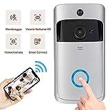 Il video citofono wireless, 1280 * 720p, Sistema di sicurezza intelligente, WIFI...