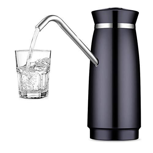 Panamami DDS-b1 Elektrische Haushalts-Reinwasserspender Mineralwasserpumpe Wasserspender Wassereimer Automatische Wasserpumpe - schwarz