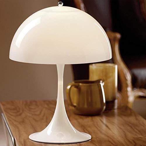 2020 Latest Design Panthella - Lámpara de mesa de metal con diseño de seta