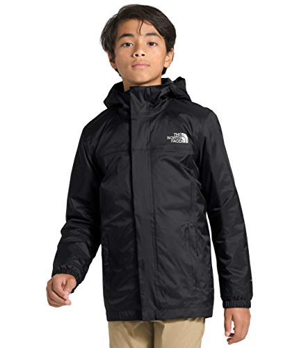 The North Face B Resolve Refl Jkt TNF Black Shell, Niños, S
