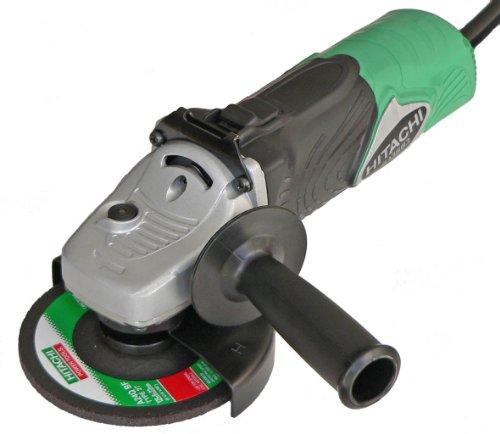 Hitachi 93121410 Mini-Amoladora, 1300 W, 125mm