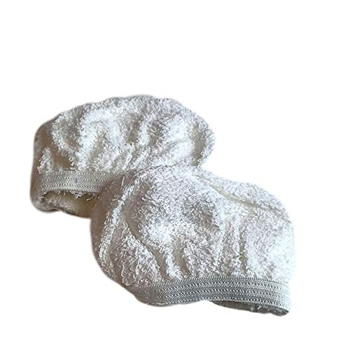Crucial Vacuum Replacement Steam Mop Pads Part # 440001712 - Compatible with Dirt Devil Mops Models PD20020, PD20005 Hand Held Steamers - Head Pad For Cleaning Home, House Office - Bulk (2 Pack)