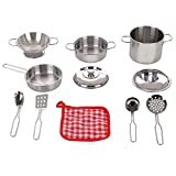 Just Like Home Stainless Steel Cookware