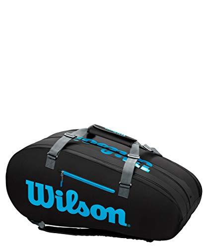 Wilson Ultra, Borse Unisex-Adult, Blue, 15-Pack