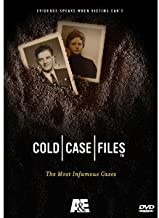 Cold Case Files A&E 10 Episode Box Set Collection : Night On The Bayou , Killer In The County , Frozen In Time , A Map To Murder, The Zodiac Killer ,The Green River Killer, Weepy Voiced Killer ,Kidnapped ,Love Triangle