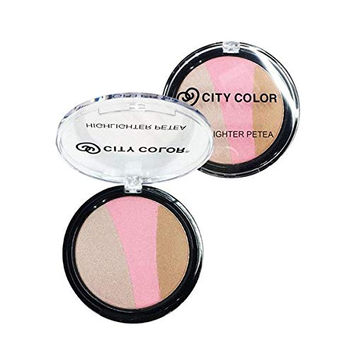 CITY COLOR Single Pan Highlighter (6 Pack)