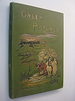 Hardcover Greek Pictures Drawn with Pen and Pencil [Italian] Book