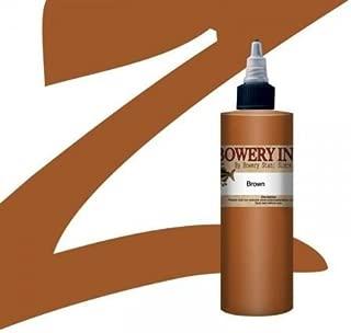 Brown Bowery Series - Intenze Tattoo Ink - 1oz Bottle