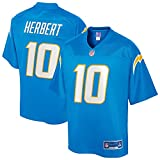 NFL PRO LINE Men's Justin Herbert Powder Blue Los Angeles Chargers Team Player Jersey