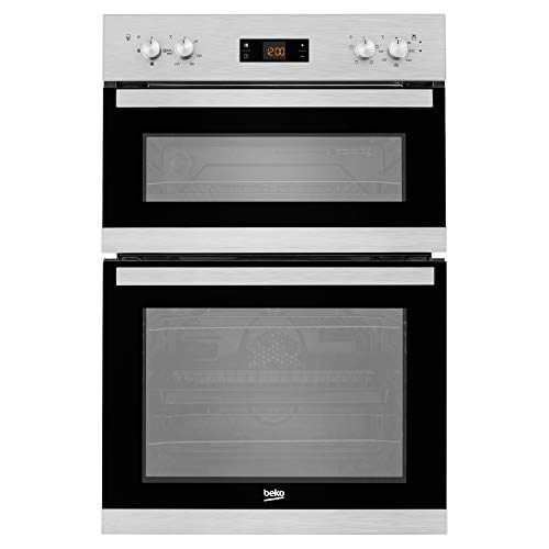 BADF22300X Built-In Double Oven 105L Capacity