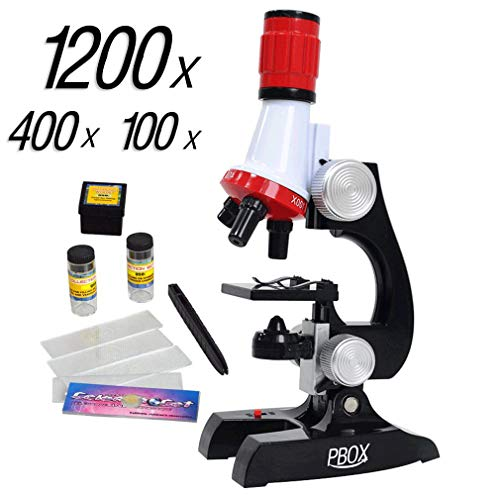 Science Kits for Kids Microscope...