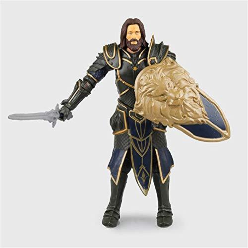 Bosi General Merchandise World of Warcraft, Losa, bewegliches Modell, PVC, Sammlermodell, Spielzeuggeschenk