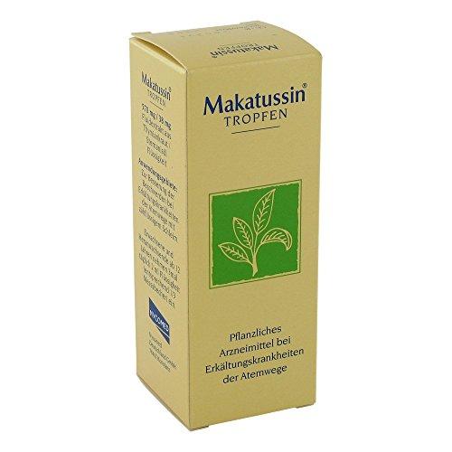 MAKATUSSIN TROPFEN 50 ml