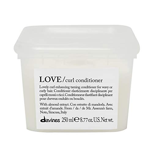 Davines love lovely curl enchancing taming conditioner (for wavy or cu.